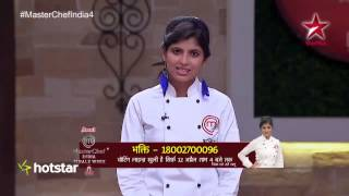 MasterChef India 4 -  Vote for Bhakti!