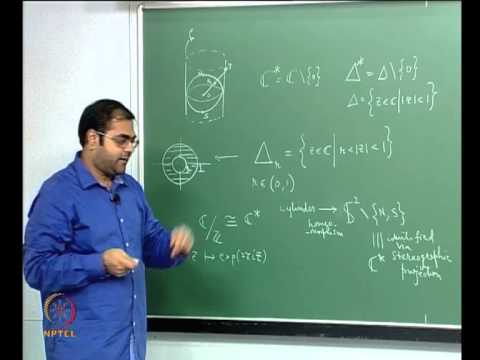 Mod-02 Lec-06 Riemann Surface Structures on Cylinders and Tori via Covering Spaces