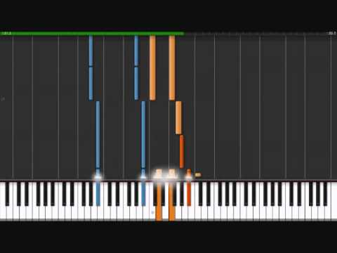 Morrowind Main Theme - Synthesia