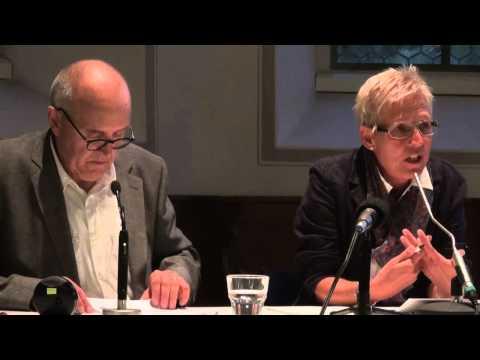 Samuel Geiser befragt Ella de Groot (2. September 2013, Kirche Muri)
