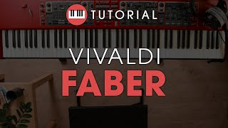 KLAVIER TUTORIAL | Faber | VIVALDI