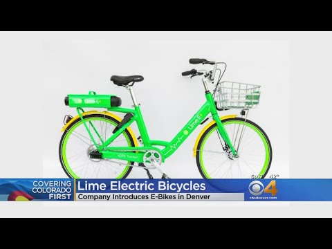 lime-joins-uber-in-launching-electric-bikes-in-denver