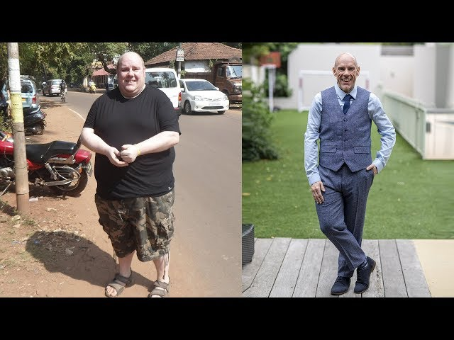 Ben Muscroft lost 15st 8lbs and is Slimming World's Man of the Year 2019