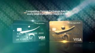 launching kartu kredit KEB HANA BANK