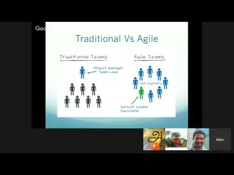 What is Agile scrum ? why we need it? | Free Webcast | Tamilboomi