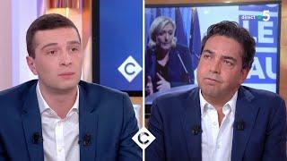 Le nouveau protégé de Marine Le Pen - C à Vous - 26/02/2019