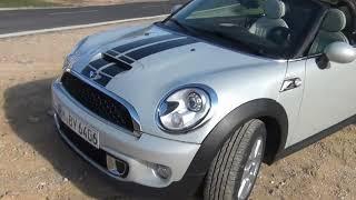 MINI Roadster 2012 Test Drive Acelerando
