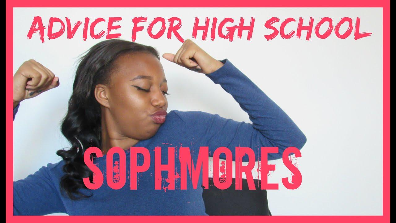 High School tips please!?