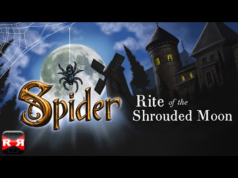 Spider: Rite of the Shrouded Moon (By Tiger Style) - iOS / Android - Gameplay Video