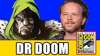 DR DOOM Movie Annoucement At Legion Comic Con Panel