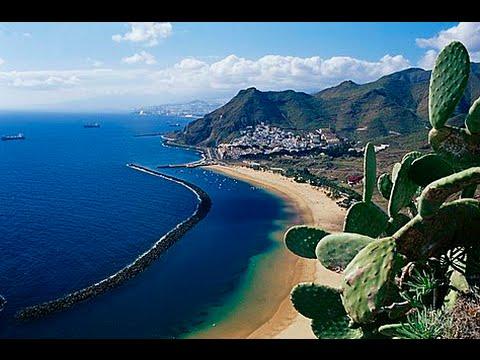 Playa de Las Teresitas Santa Cruz de Tenerife 02.01.2015