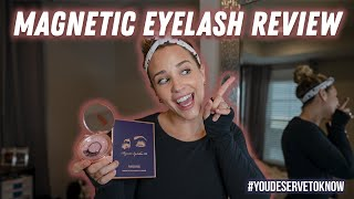 Magnetic Eyelash Review - You Deserve To Know