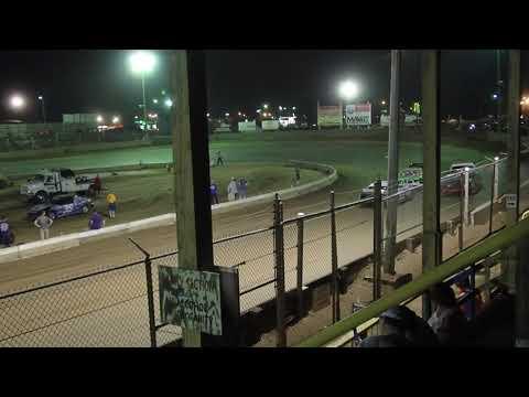 Belle Clair Speedway Purestock Feature August 2 2019