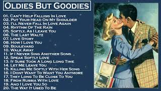 OLDIES BUT GOODIES ~ Classic Love Songs 50's 60's 70's Bring Back Those Good Old Days! - music 60s - 90s