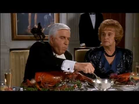 The Naked Gun Intro @ White House w/ George H. Bush