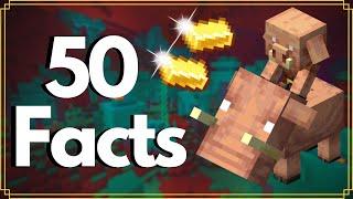 Minecraft: 50 Nether Update Facts