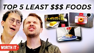 Baixar Steven And Andrew React To The 5 Cheapest 'Worth It' Foods