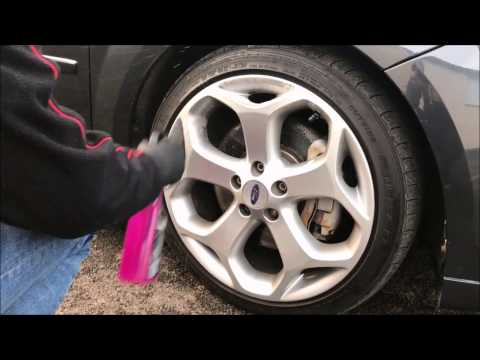 TSP - Best Alloy Wheel Cleaner - Meguiars Hot Rims VS Wonder Wheels Hot Wheels