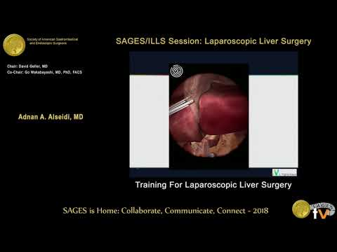 MIS Training For Practicing HPB Surgeons & Fellows