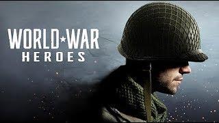Играем в World War Heroes : Вторая Мировая Война COD