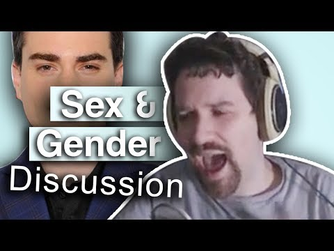 Are Sex & Gender the Same Thing - Ben Shapiro Video Review