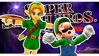 【 SUPER SMASH BROS ULTIMATE LEAGUE 】Super Smash Bros. Melee
