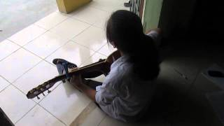 [Andree] I like you - guitar cover =)) By Tran Ha Anh
