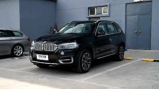 2018 BMW X5 Interior & Exterior Overview