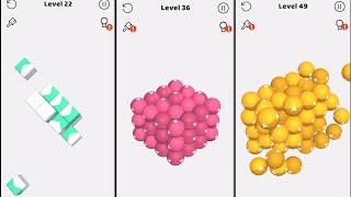 Tap Away level 1-50 Gameplay walkthrough iOS Android app screenshot 3