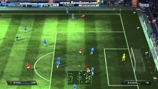 Fifa Online 3 Gameplay -- Manchester United Vs Chelsea (Difficulty: Legendary)