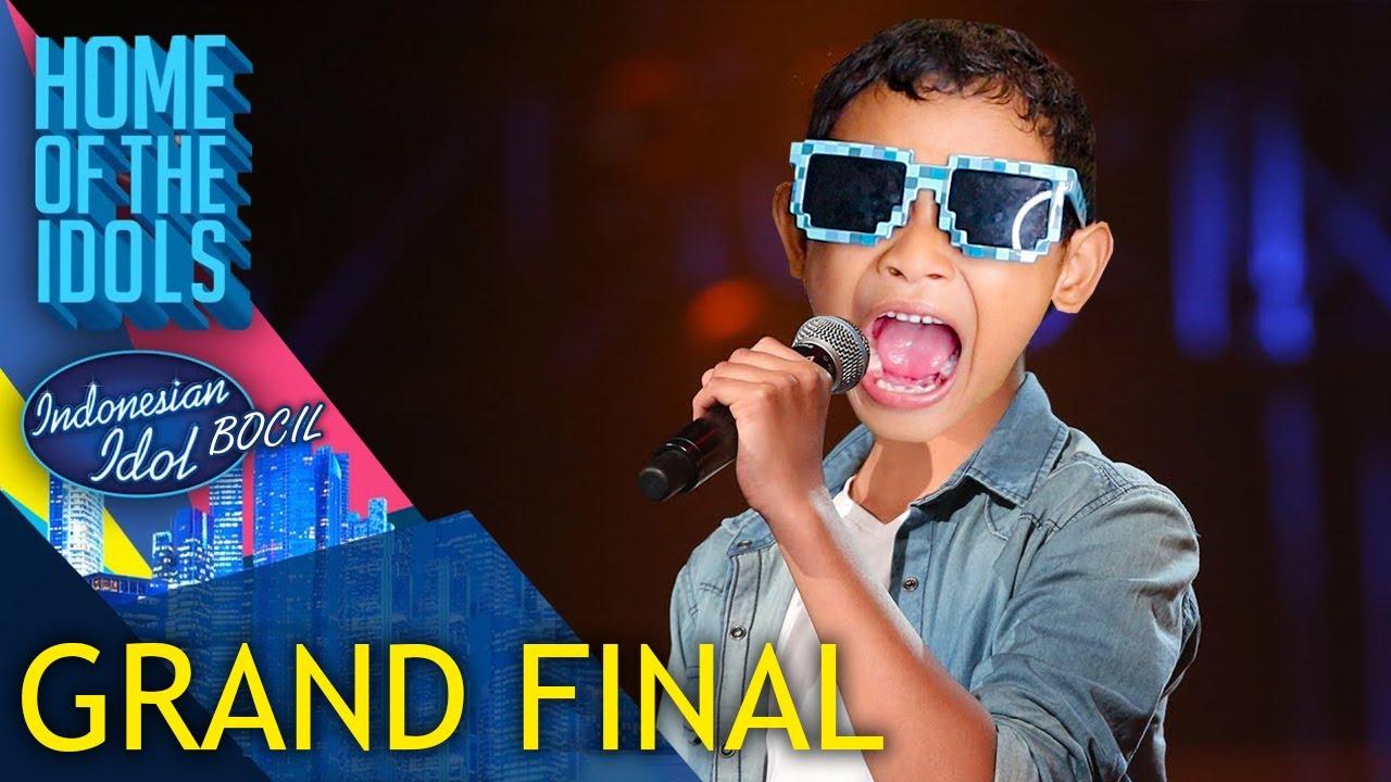 GA NYANGKA!!! BIKIN AUDISI INDONESIA BOCIL-BOCIL IDOL 2020