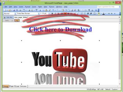 how to make a hyperlink in pages