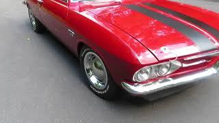 1965 Corvair Crown V8