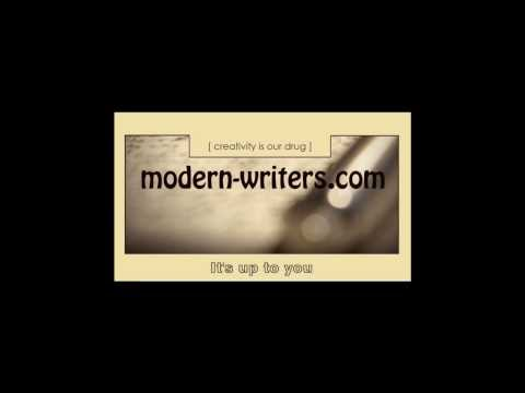 Modern Writers - Αναζήτηση Αρθρογράφων