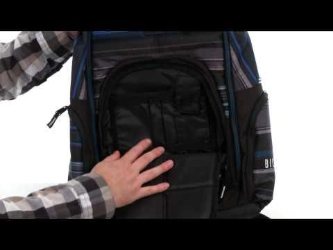 ef6be7e76011a Billabong Command Backpack SKU 8360085 - YouTube