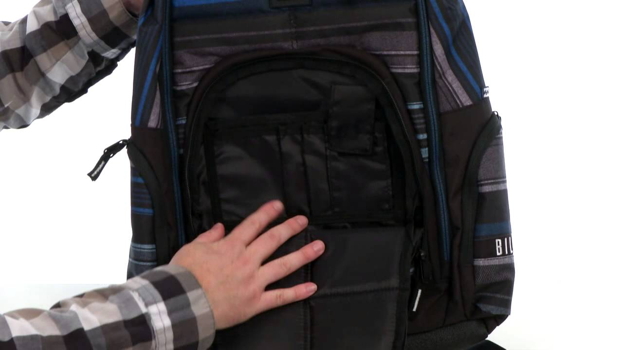 Billabong Command Backpack SKU:8360085 - YouTube