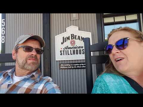 JIM BEAM - Bourbon! Touring the Historic Land & Sampling It's Fruit  (Season 1, Episode 3)