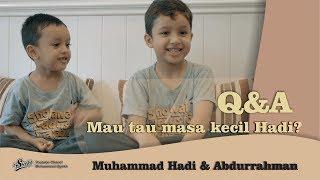 Q&A Bersama Hadi dan Abdurrahman