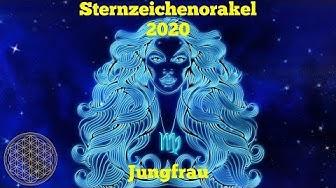 Sternzeichen Jungfrau 2020 / Dein Jahresorakel / Jahreshoroskop Astrologie