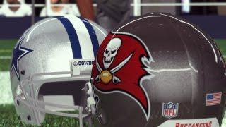 Madden NFL Prediction Week 15 Cowboys vs Buccaneers