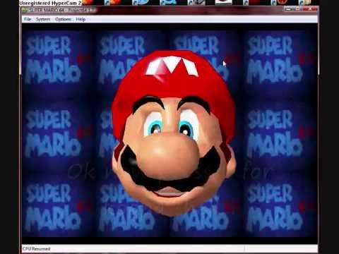<b>Super Mario 64 Gameshark Codes</b> 4 (In Description and last video ...