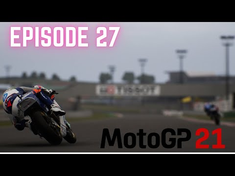 MotoGP 21 - Career Mode (1st Person POV)   Episode 27   Closing In On The Title!!  