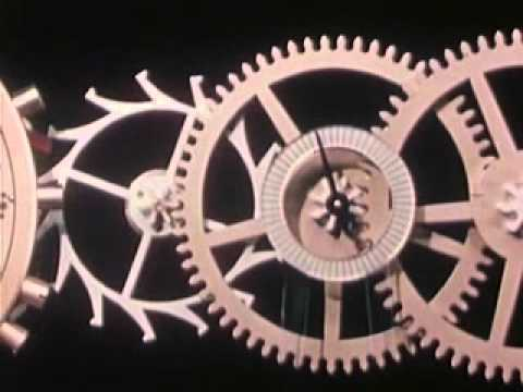 How A Mechanical Watch Works Youtube