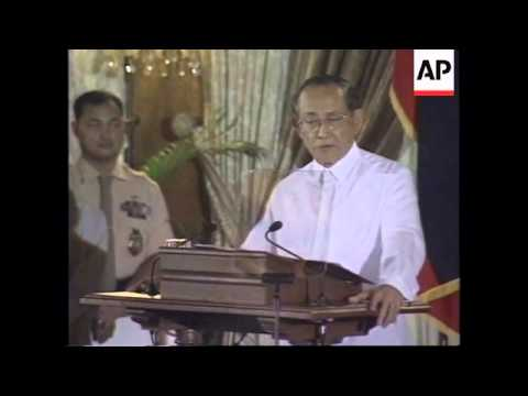 PHILIPPINES: MUSLIMS & MNLF SIGN PEACE AGREEMENT UPDATE