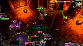 Perception vs Omnitron Defense System 10 man [Cataclysm Beta]