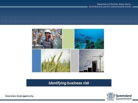 Identifying business risk - Risk Management Series