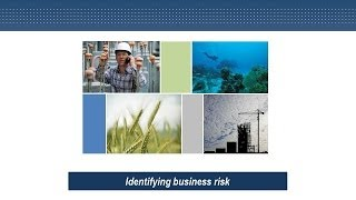 Identifying business risk - Risk Management Series