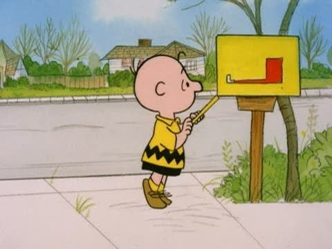 Be My Valentine, Charlie Brown - Opening