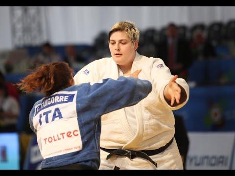 2010 ECH Vienna Sadkowska (POL) beats Savcenco (MDA)