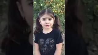 طفلة تعرف جميع عواصم العالم شاهد ماذا قالت عن اسرائيل